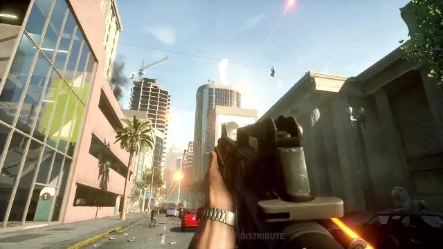 Battlefield Hardline Leaked Gamplay Trailer - Multiplayer Modes & Gadgets Revealed