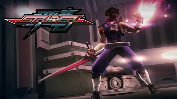 Strider The Video Game for Xbox One