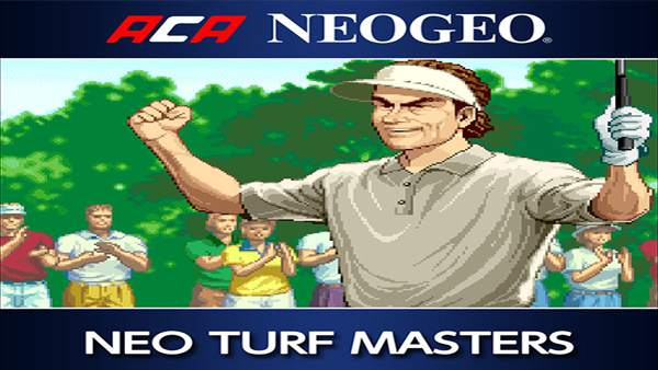 ACA NEOGEO Turf Masters