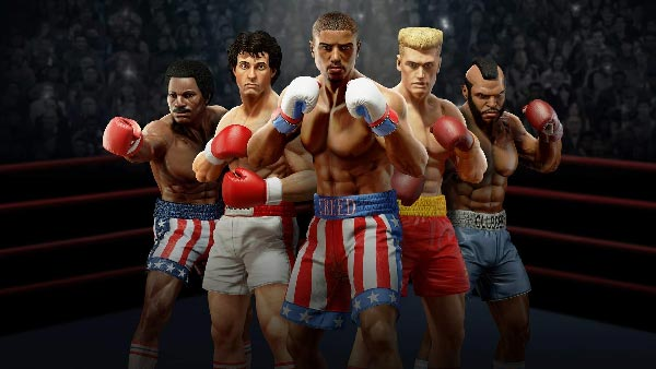 Big Rumble Boxing: Creed Champions officially out on XBOX, PlayStation, Nintendo Switch & PC!
