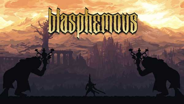 Blasphemous Launches Today on Xbox One, PlayStation 4
