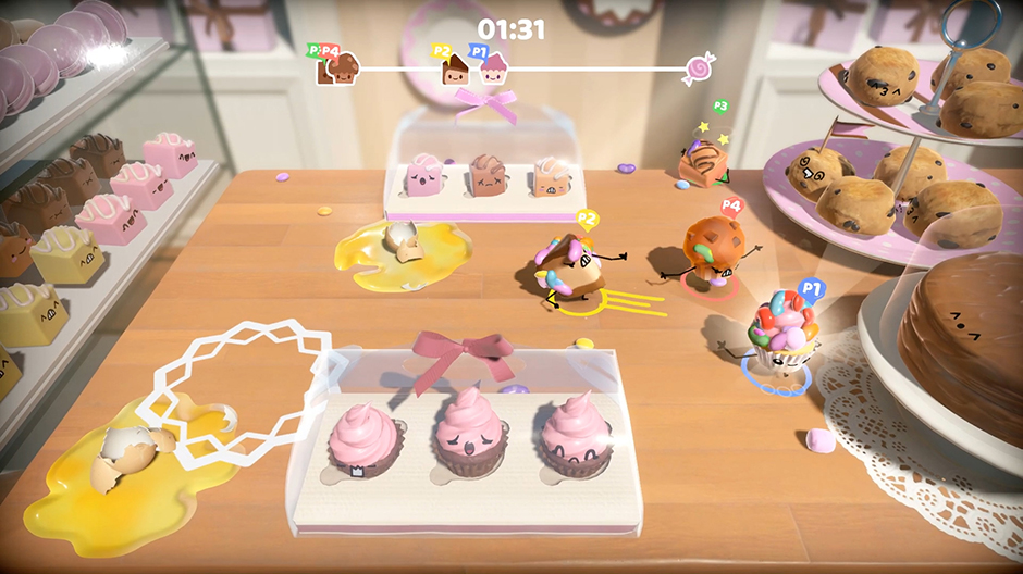 CakeBash Screenshot