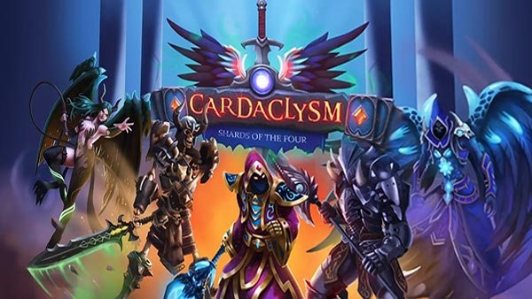 Cardaclysm: Shards of the Four: The Single Player Card Combat RPG Releases August 13 on Consoles