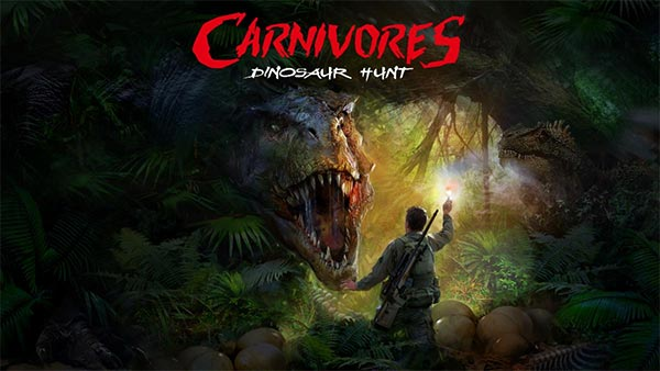 Carnivores: Dinosaur Hunt Is Available Now on Xbox One, PlayStation 4 and Nintendo Switch