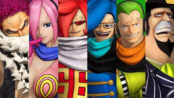 Charlotte Cracker Is Joining ONE PIECE: PIRATE WARRIORS 4