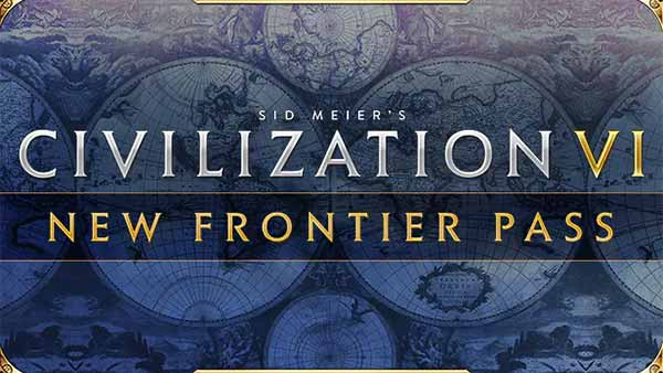 Civilization VI's - New Frontier Pass is Out Now on Xbox One, PS4, Switch and PC/MAC