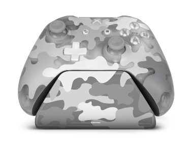 Controller Gear Xbox Pro Charging Stand (Artic Camo)