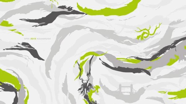 PM X019 AQUABRUSH Wallpapers