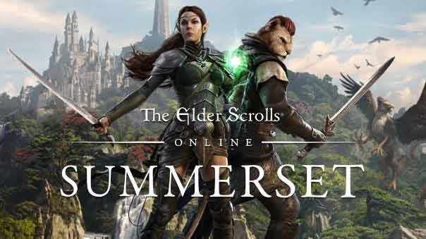 The Elder Scrolls Online 'Summerset' DLC Expansion Launches For Xbox One
