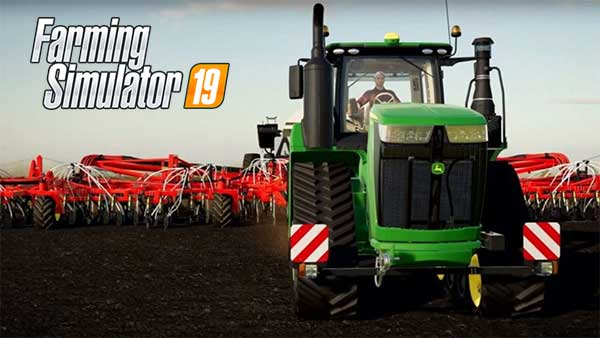 Farming Simulator 19 expands with the Bourgault DLC on March 10