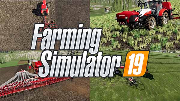 Farming Simulator 19: Kverneland & Vicon Equipment Pack Releases June 16!