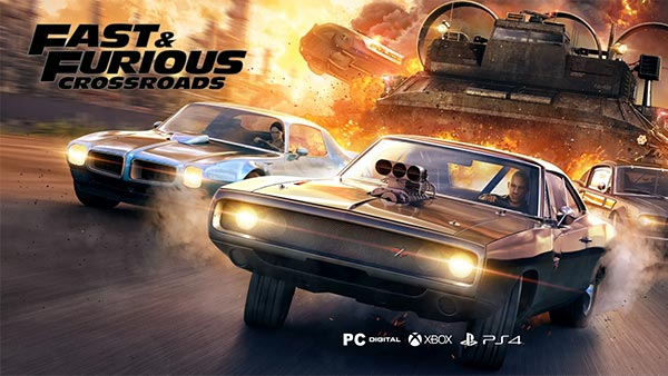 Fast & Furious Crossroads Out Now on Xbox One, PlayStation 4 and PC