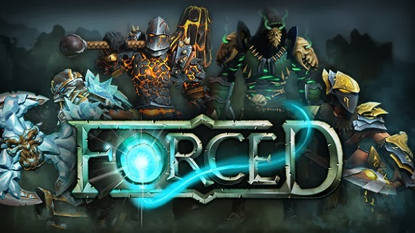 Four-Player Co-Op Action RPG FORCED Hits Xbox One