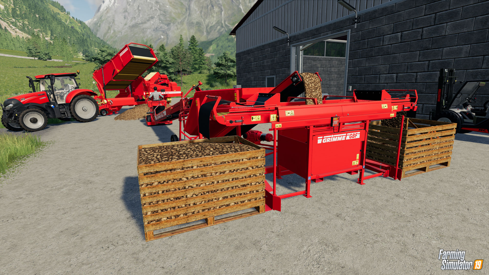 GRIMME Equipment Pack Screenshot 4