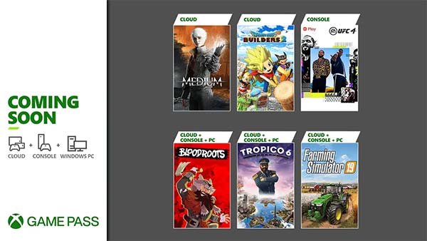 New Games Coming to Xbox Game Pass in July on Console, Cloud and Windows PC