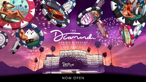 Grand Theft Auto Casino Has Slot Machines Glitches and More