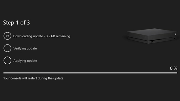 New XBox Preview Alpha Skip Ahead Ring 1910 Update is rolling out now