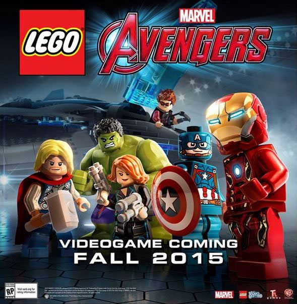 LEGO Jurassic World and LEGO Marvel's Adventures Announced for Xbox ...