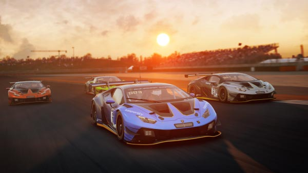Lamborghini eSports announces second edition of The Real Race competition for sim racers