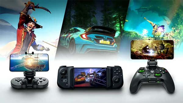 Microsoft Introduces the Latest Mobile Gaming Accessories Designed for Xbox