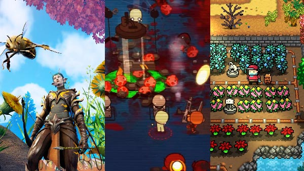Merge Games Announces Let's Play Sessions for Monster Harvest, Deathrun TV, and SMALLAND at PAX West