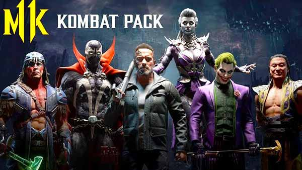 New Mortal Kombat 11 (MK11) DC Super-Villain The Joker Available Jan. 28 as Part of the Kombat Pack