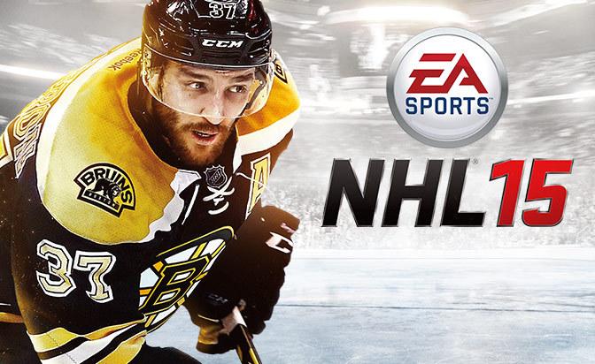 E3 2014: NHL 15 release date