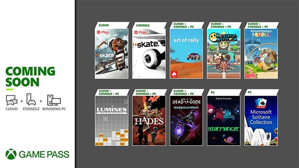 New Games Coming to Xbox Game Pass in August on Console, Cloud & Windows PC
