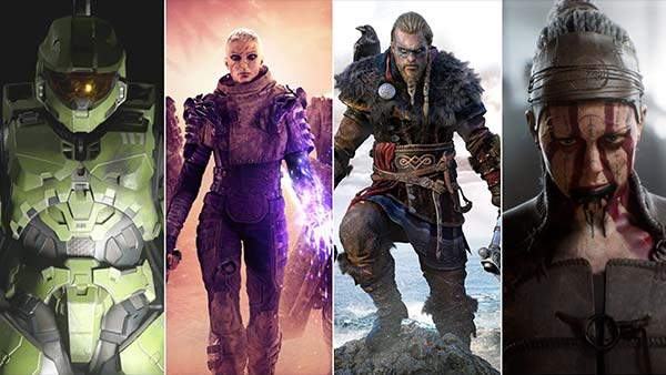New XBSX games: upcoming Xbox Series X game release dates for 2021 and 2022