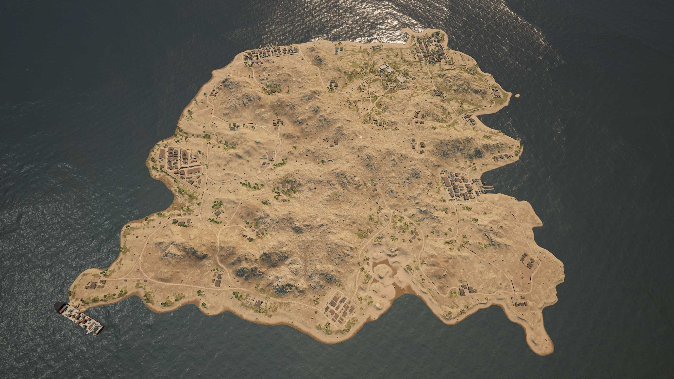 PUBG Season 6 Kakarin Map