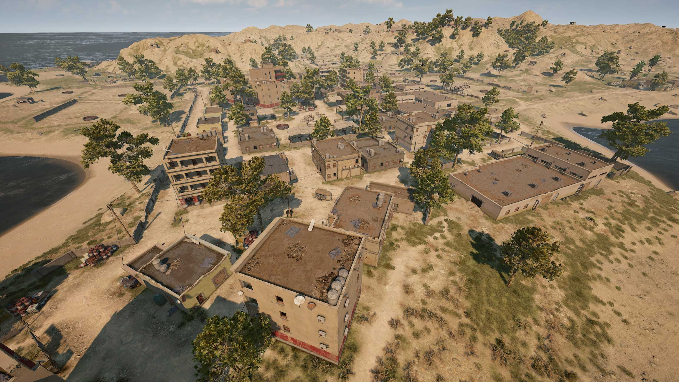 PUBG Karakin Map Screenshot