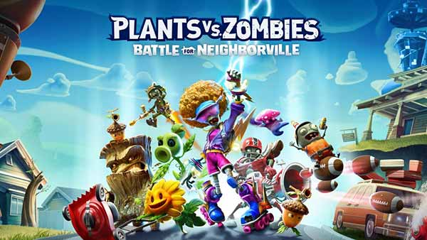 Plants vs. Zombies: Battle For Neighborville Is Out Now