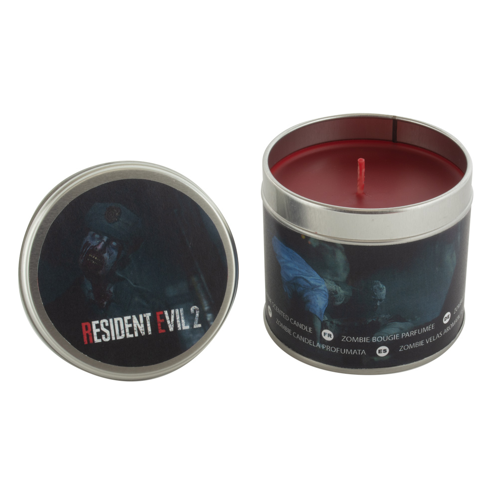 Resident Evil 2 Zombie Scented Candle