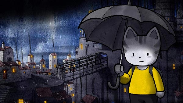 Rain City Pours Onto Xbox One, Xbox Series X, and Series S on October 7