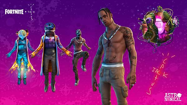 Record breaking numbers for Fortnite show