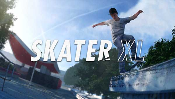 SKATER XL will be released for the Xbox One in 2020