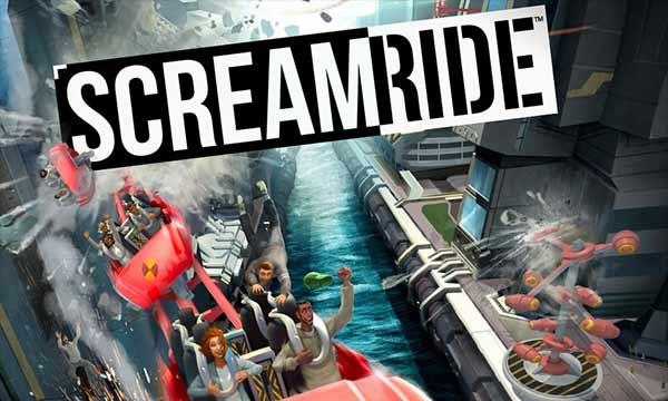 ScreamRide Logo
