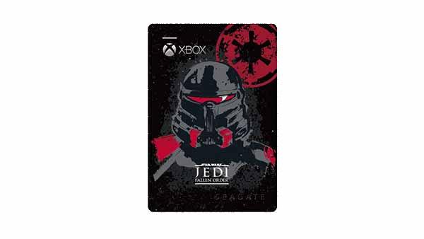Seagate Star Wars Jedi: Fallen Order Special Edition 2TB Game Drive