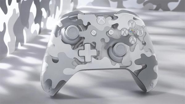 Xbox Wireless Controller – Arctic Camo Special Edition