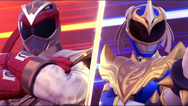 Street Fighter's Ryu and Chun-Li Coming to Power Rangers: Battle for the Grid!