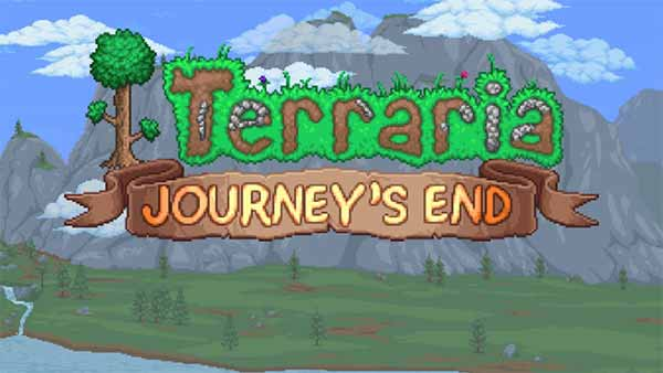 Terraria: Journey's End Available On PC - Console Update To Follow