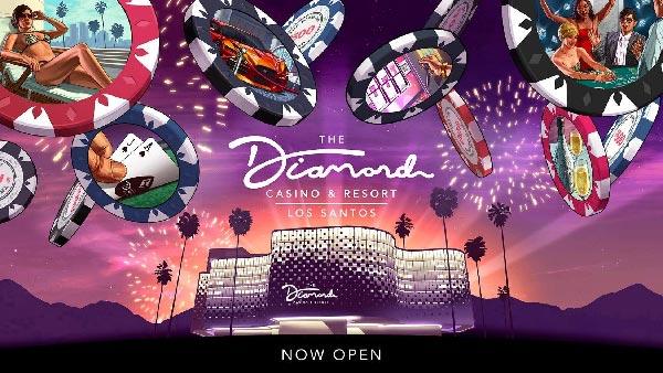 Grand Theft Auto V: The Diamond Casino & Resort