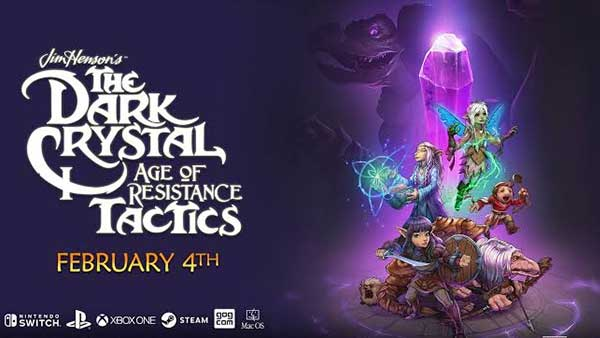 Pre-order: The Dark Crystal: Age of Resistance Tactics Xbox One digital pre-order and pre-download is available now