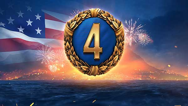 Free World of Warships Legends 'Liberty Pack' Is Now Available On Xbox One