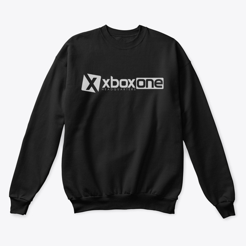 XBOXONE-HQ Black Jumper (Front)
