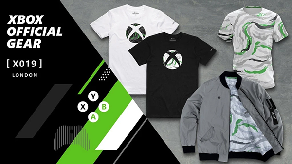 Xbox Official Swag from Meta Threads