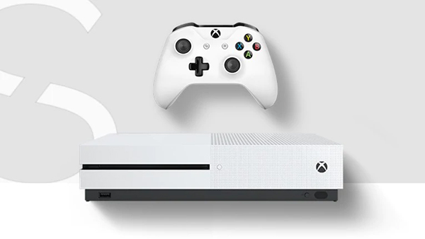 Xbox One S in price decline: The cheap entry into the console world