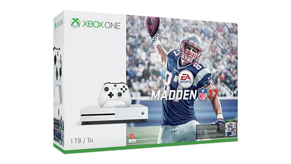 Xbox One S Bundles Release Aug. 23