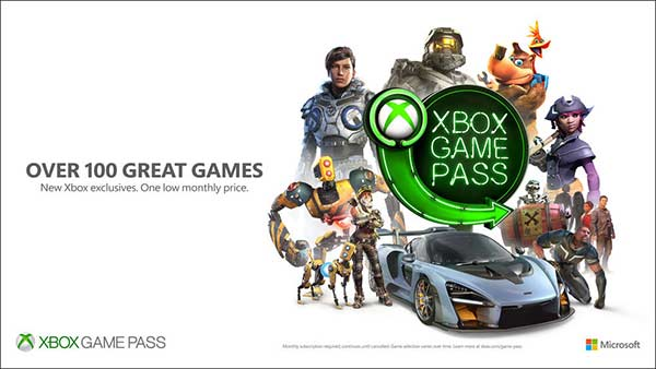 Xbox Game Pass: Over 100 Great Games