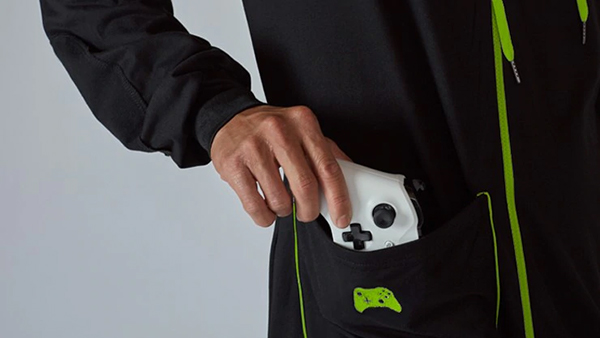 Xbox Branded Hooded Union Suit